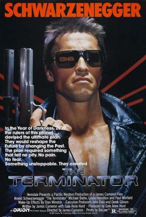 rick rossovich terminator. The Terminator