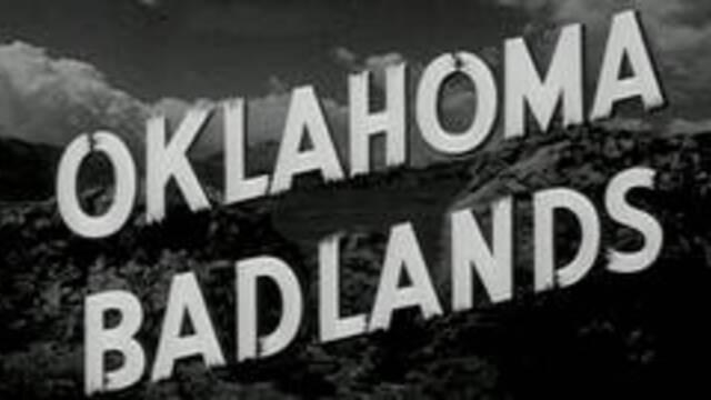 Oklahoma Badlands movie